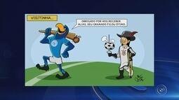 São Bento faz treino fechado para encarar o Botafogo e terá alguns desfalques