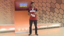 Globo Esporte - programa de 16/02/2018 - Íntegra