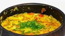 Moqueca de sururu com camarão: prato substitui carne pelo pescado e é ideal para quaresma