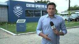 Técnico do CSA é demitido após derrota para o São Paulo