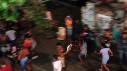 Mais briga durante passagem do bloco de Daniela Mercury