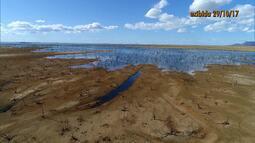 Pior seca dos últimos 100 anos atinge Rio São Francisco