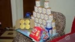 Em MS, mãe consegue latas de leite especial para filha intolerante à lactose