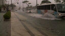 Chuvas causam mais transtornos em Maceió