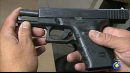 Armas de uso restrito do Exército são encontradas em João Pessoa