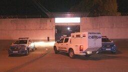 Preso é encontrado morto em cela na Cadeia Pública de Boa Vista