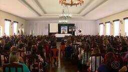 Presidente do TCE-MG discute qualidade da educação e investimentos em Barbacena