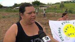 Cerca de 100 famílias ocupam propriedade rural em Goianá