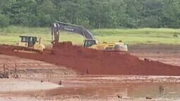 Água de represa onde bombeiro morreu em Paracatu será esgotada