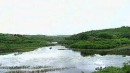 Pequenos do açudes do Ceará recebem bom volume com as chuvas de fevereiros