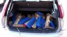 Mais de 100 kg de maconha são apreendidos em Palmas