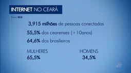 Cabo de fibra ótica ligando Brasil à Angola chega em Fortaleza para melhorar internet