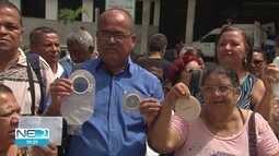 Pacientes ostomizados denunciam falta de bolsa-depósito no Recife