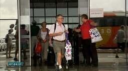 Segundo navio de passageiros deve atracar no Terminal nesta sexta