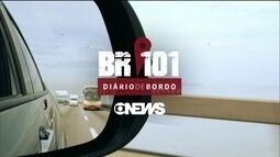 Diário de bordo na BR-101, a maior rodovia do Brasil
