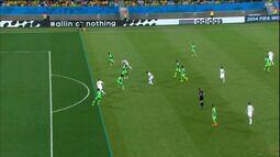 Erros de arbitragem: gol mal anulado de Dzeko, da Bósnia, em 2014