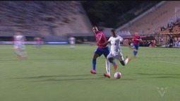 Santos vence o Nacional do Uruguai por 3 a 1 no Pacaembu
