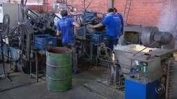 Número de vagas de emprego aumenta no setor industrial