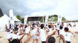 Curta, Praia encerra temporada na Barra