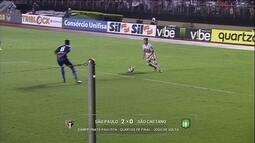 """Comentarista elogia entrada de Lucas Fernandes no São Paulo: """"Arrebentaram com o jogo"""""""