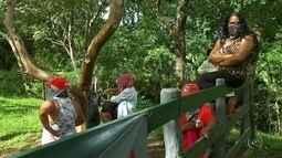 Integrantes do MST desocupam fazenda de amigo de Michel Temer em Duartina