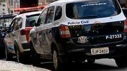 Dois homens são detidos por furto a joalheria de Presidente Prudente