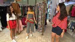 A designer de moda Kellen Machado explica como arrasar usando vermelho