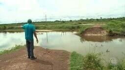 Pressão na Barragem do Bezerro leva prejuízos para várias cidades do Piauí