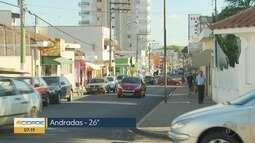 Confira a previsão do tempo em Andradas, MG