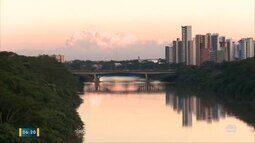 Níveis dos rios começam a voltar ao normal em Teresina