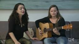 Após separação, Carol e Ana Teresa cantam juntas em São Luís