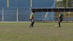 Novo se prepara para estreia na Serie D do Brasileirão