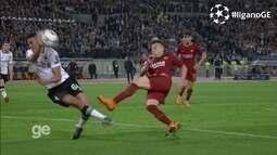Confira as polêmicas de arbitragem de Roma x Liverpool