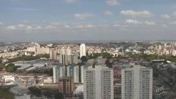 Frente fria chega nas cidades da região de Campinas