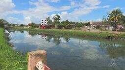 Sem previsão de urbanização, canais de Macapá estão expostos a cheias e poluição
