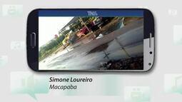 Tô na Rede: Vazamento de esgoto em rua de habitacional preocupa moradores em Macapá