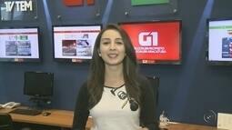 Mayara Corrêa traz as notícias do G1 Rio Preto e Araçatuba