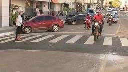 Detran-AC orienta orienta motorista e pedestres para conscientização no trânsito