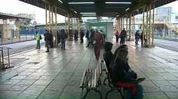Transporte coletivo em Ponta Grossa é afetado pela paralisação dos caminhoneiros