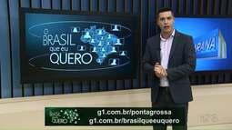Que Brasil você quer para o futuro