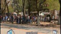 Greve dos caminhoneiros afeta farmácias, varejo e combustíveis no Centro-Oeste de MG