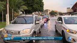 Protesto dos caminhoneiros: motoristas tentam achar combustíveis nos postos de Salvador