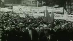 Sem Fronteiras: protestos de maio de 1968 transformaram a sociedade