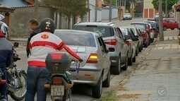 Veja os reflexos dos protestos dos caminhoneiros em cidades da área de cobertura da TV TEM