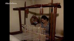 Baú do Terra: Resende Costa se dedica às técnicas do tear