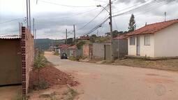 Obra do programa Minha Casa minha Vida aguarda conclusão em Barbacena
