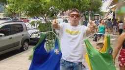 Copa movimenta comércio no Centro de Manaus