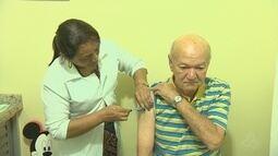 Campanhas de vacinação contra gripe e sarampo são realizadas em Manaus