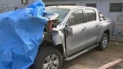 Pelo menos seis acidentes foram registrados este fim de semana na região de Itapetininga