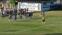 Confira como foi o primeiro jogo da final do campeonato Tocantinense